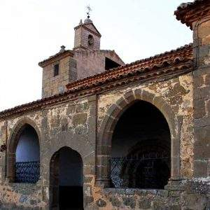 Parroquia de Santa Águeda (Tejado)