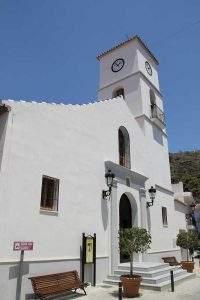 parroquia de santa ana algarrobo