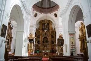 parroquia de santa ana algodonales