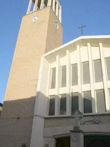 parroquia de santa ana bunuel