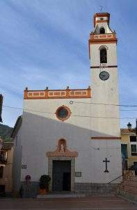 parroquia de santa ana castell de castells