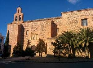 parroquia de santa ana castellar de santiago