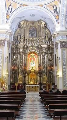 parroquia de santa ana dominicos murcia