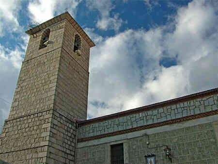 parroquia de santa ana gavilanes
