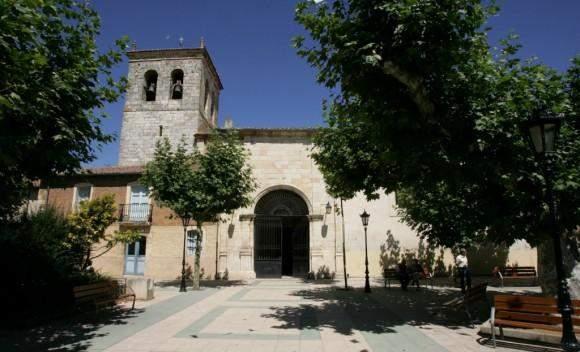 parroquia de santa ana herrera de pisuerga