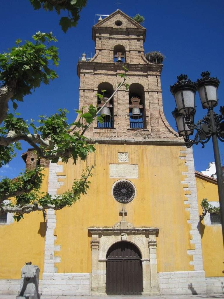 parroquia de santa ana leon