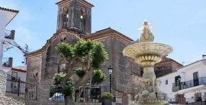 parroquia de santa ana manilva