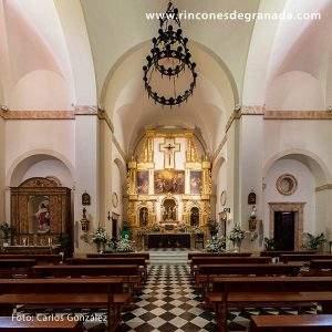 parroquia de santa ana molvizar