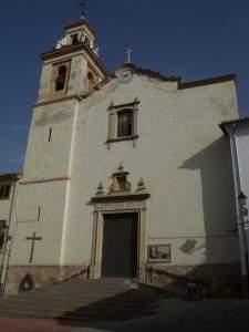 parroquia de santa ana montixelvo