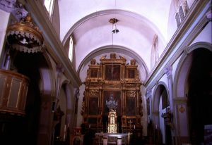 parroquia de santa ana morata de jalon