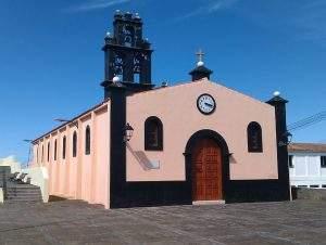 parroquia de santa ana ortigal