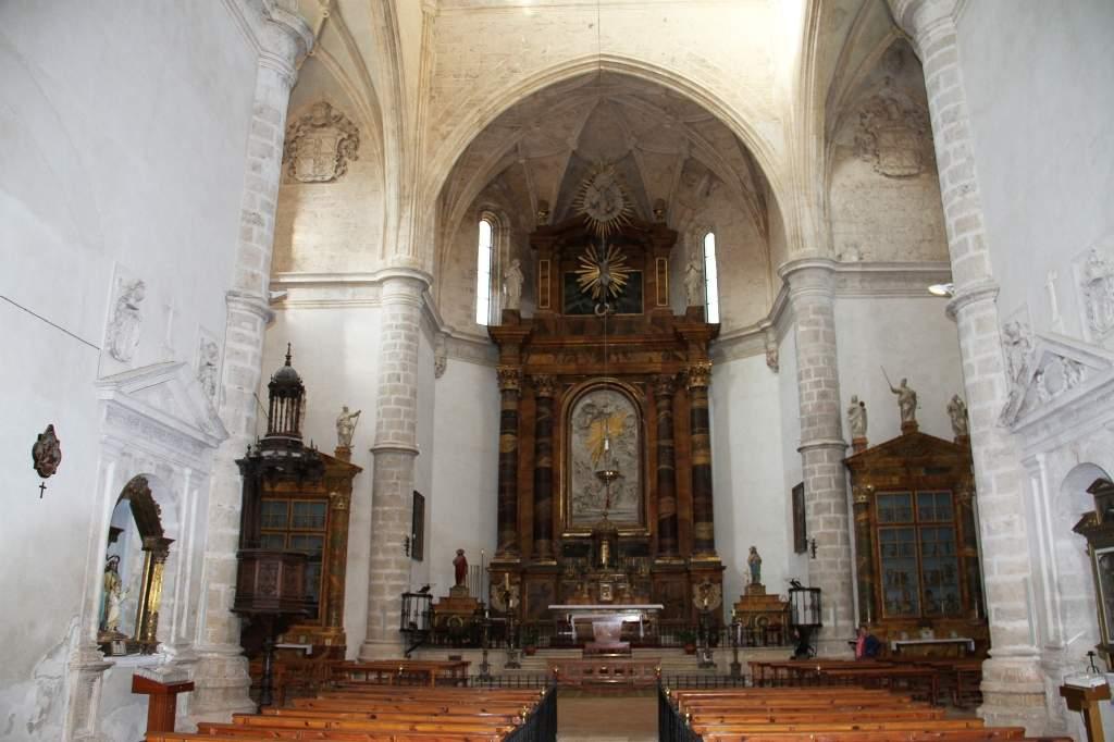 parroquia de santa ana penaranda de duero