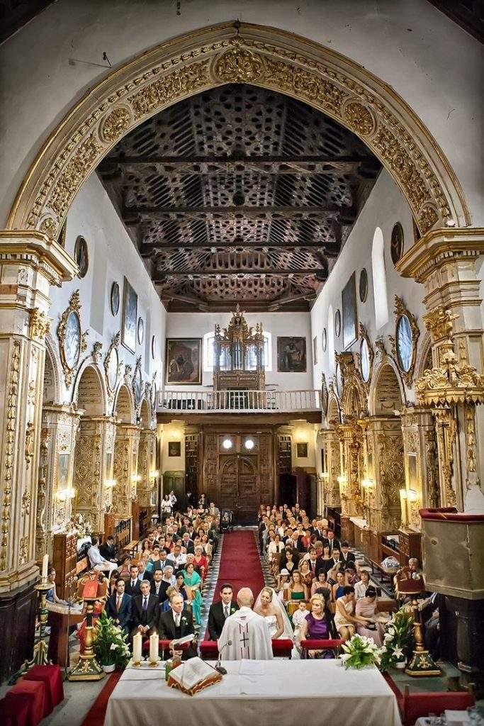 parroquia de santa ana valencia