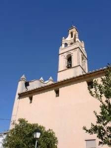 parroquia de santa ana vall de laguart