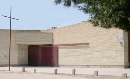 parroquia de santa ana zaragoza
