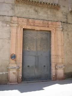 parroquia de santa ana zarra