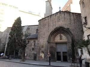 Parroquia de Santa Anna (El Saió) (Santa Margarida de Montbui)