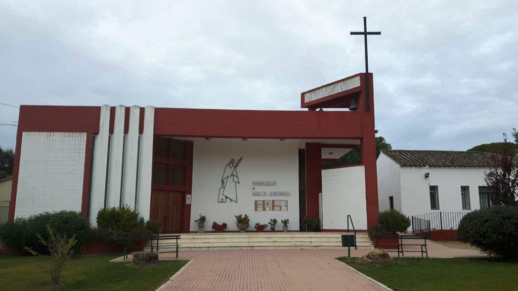 parroquia de santa barbara cerro muriano