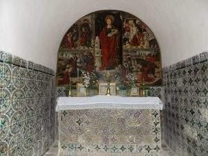 parroquia de santa barbara fuente obejuna