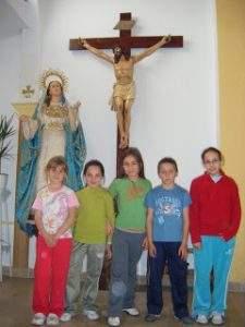 parroquia de santa barbara moratalla