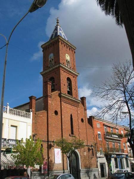 parroquia de santa barbara penarroya pueblonuevo