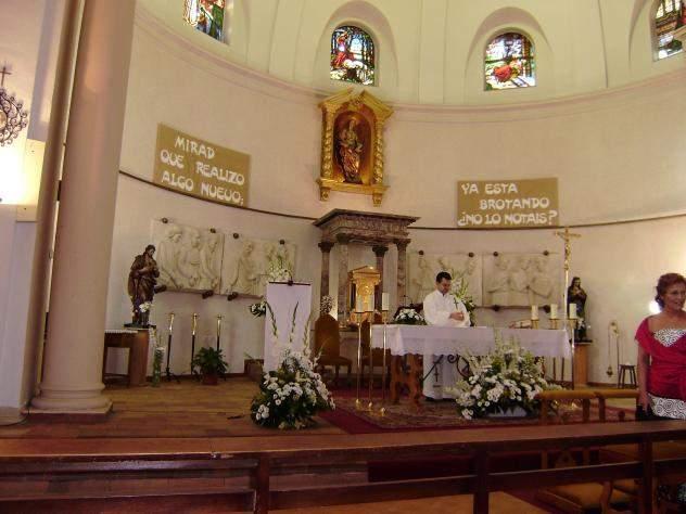 parroquia de santa barbara puertollano