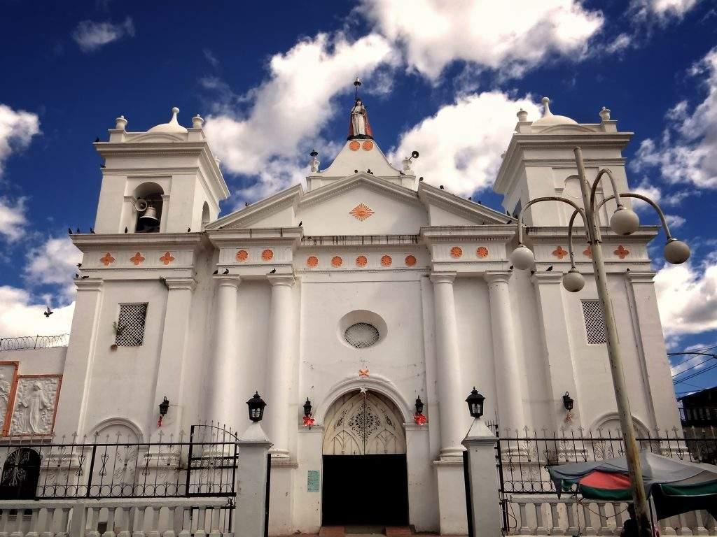 parroquia de santa barbara santa cruz de tenerife