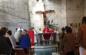 Parroquia de Santa Brígida (Cala Major) (Palma de Mallorca)