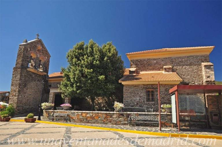parroquia de santa catalina de alejandria el atazar de la jara