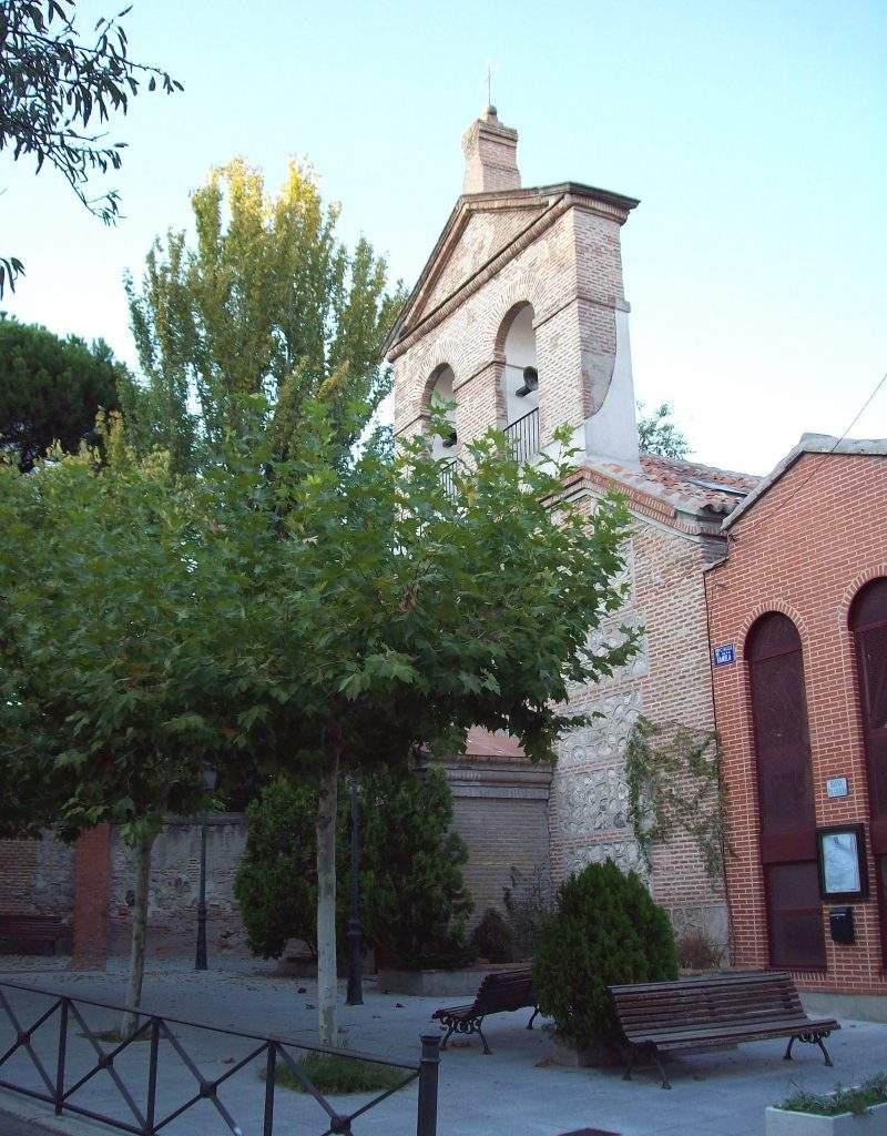 parroquia de santa catalina de alejandria madrid