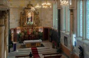 Parroquia de Santa Catalina de Alejandría (Salesianos) (Las Palmas de Gran Canaria)