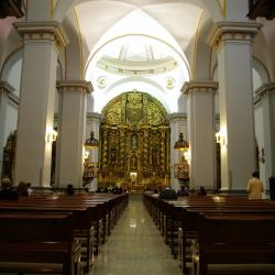 parroquia de santa catalina el bonillo
