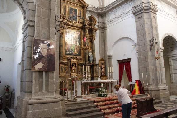 parroquia de santa catalina el puente del arzobispo