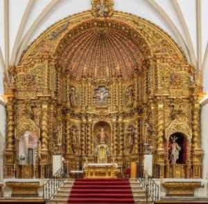 parroquia de santa catalina jerez de los caballeros 1