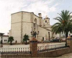 parroquia de santa catalina martir higuera la real