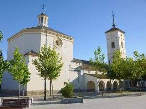 parroquia de santa catalina martir majadahonda