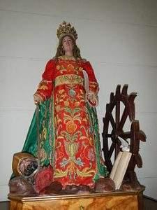 parroquia de santa catalina riolobos