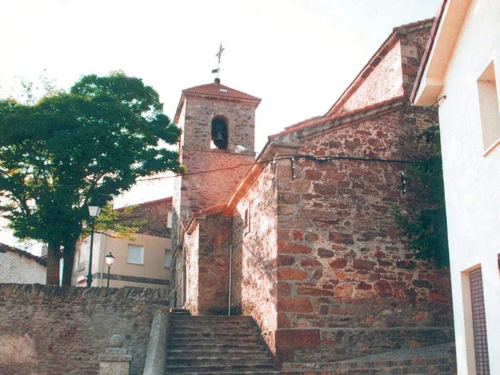parroquia de santa catalina robregordo