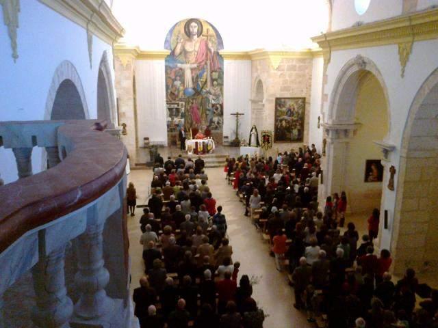 parroquia de santa catalina sisante