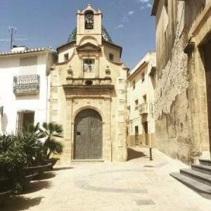 parroquia de santa catalina teulada