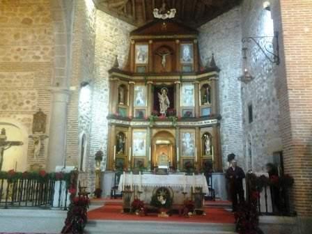 parroquia de santa catalina villamanta