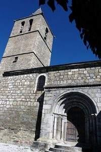Parroquia de Santa Cecília (Bolvir)