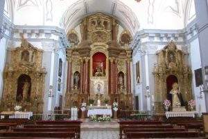 parroquia de santa cecilia ronda