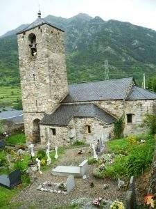 parroquia de santa cecilia senet de barraves
