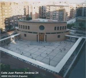 parroquia de santa cecilia valencia