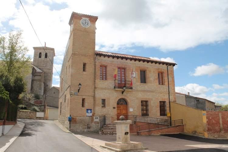 parroquia de santa cecilia villavaquerin de cerrato