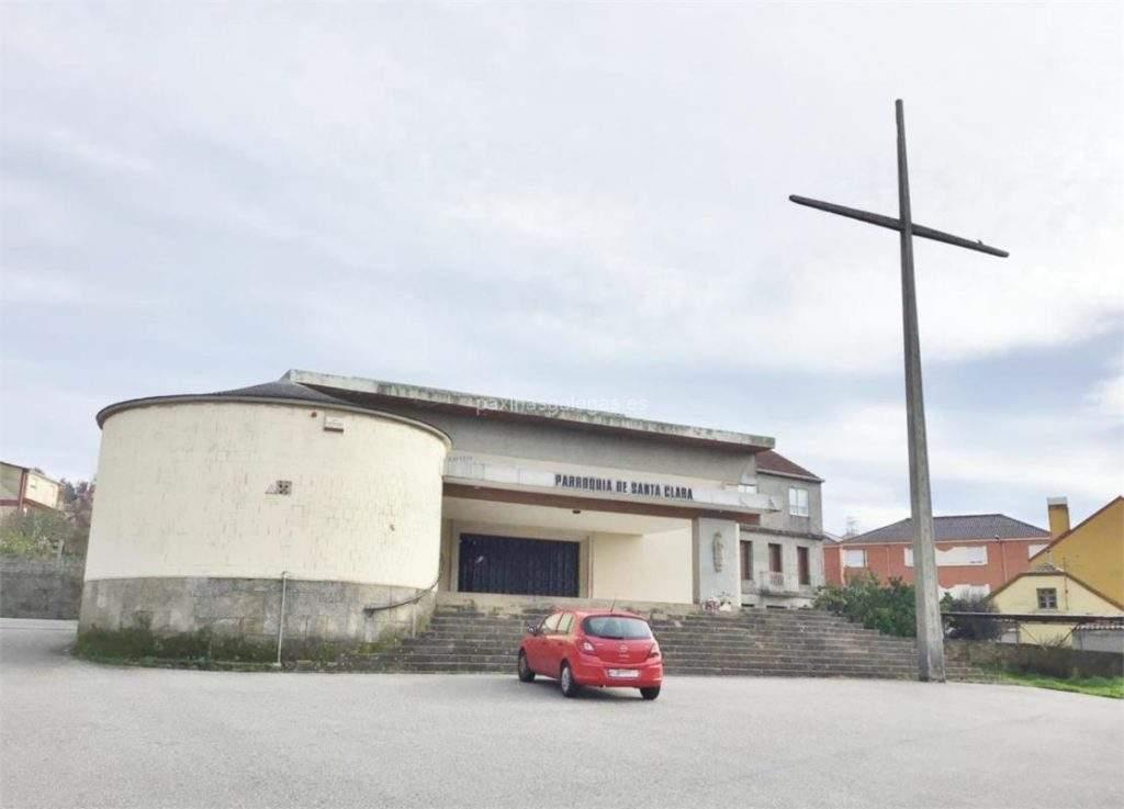 parroquia de santa clara vigo