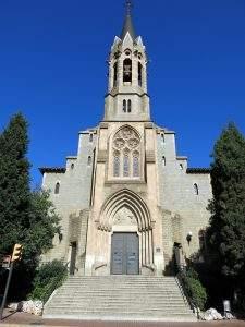 Parroquia de Santa Coloma (Iglesia Major) (Santa Coloma de Gramenet)