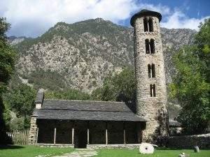 parroquia de santa coloma vilamitjana del canto
