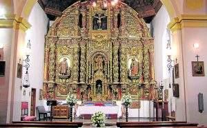 Parroquia de Santa Colomba de las Carabias (San Cristóbal de Entreviñas)